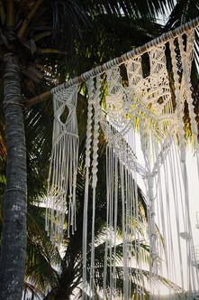 MALECóN 21 Beach Club & Restaurant in Mahahual, Costa Maya, México!