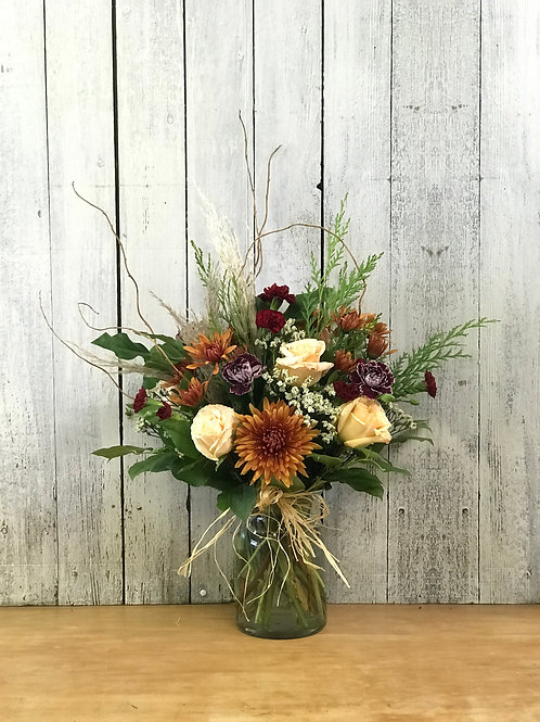 Autumn Bronze Mix