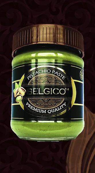 Belgico Pistacho cream
