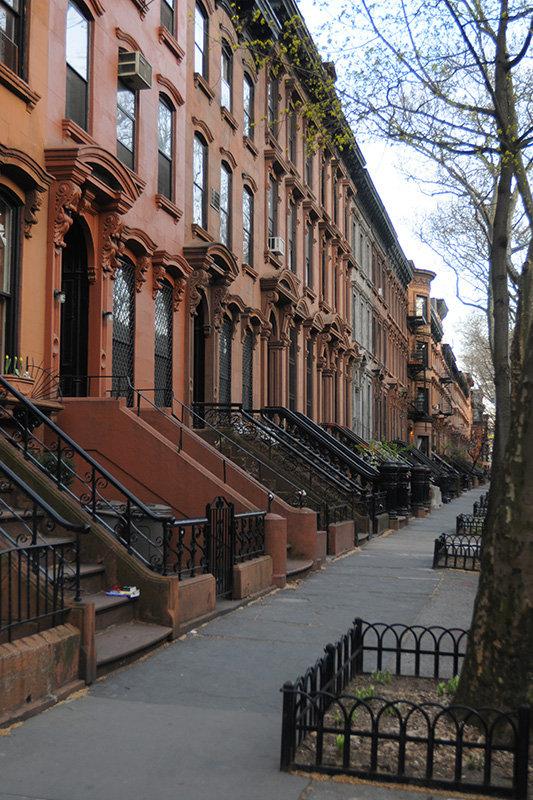 Greenwich Village to High Line