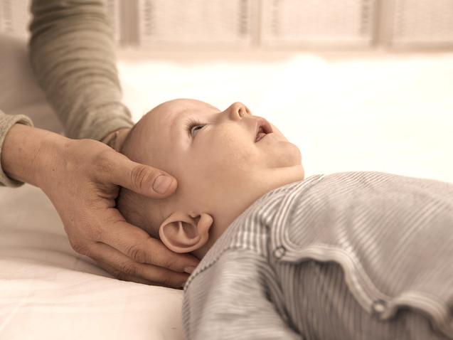 Shiatsu für Baby & Kind