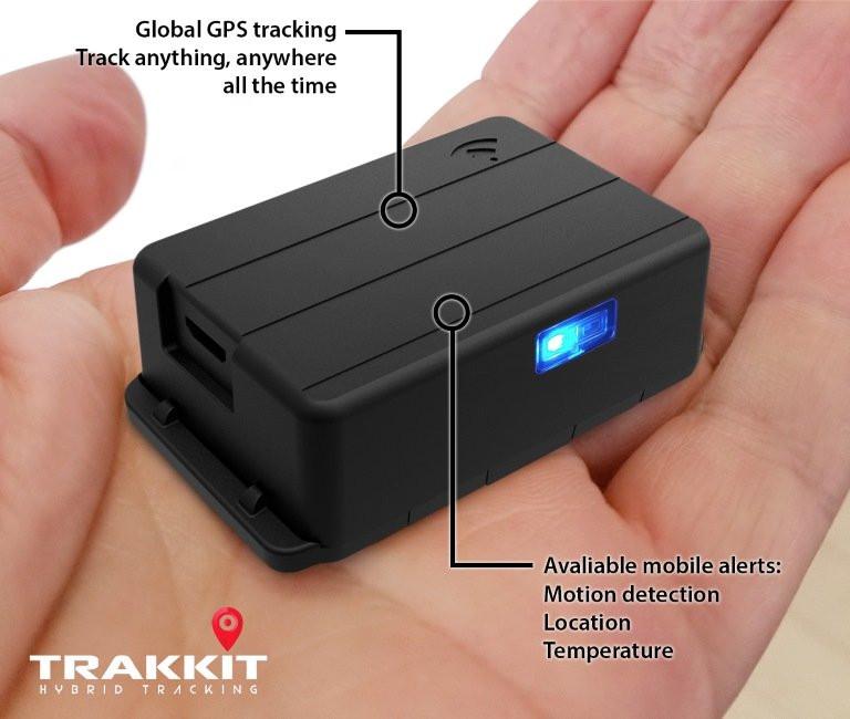 trakkit, best gps tracker for car