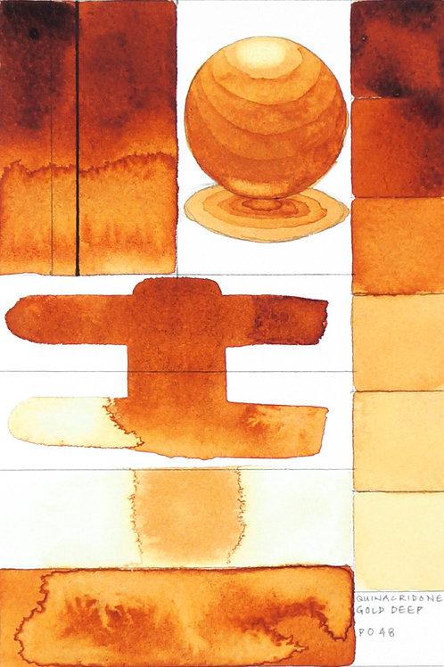 Golden QOR Watercolour - Quinacridone Gold Deep