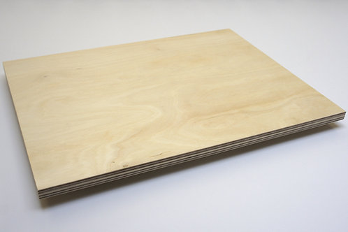 26mm Birch Floating Panel 40cm