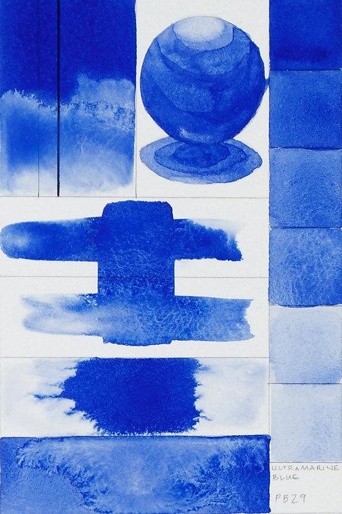 Golden QOR Watercolour - Ultramarine Blue