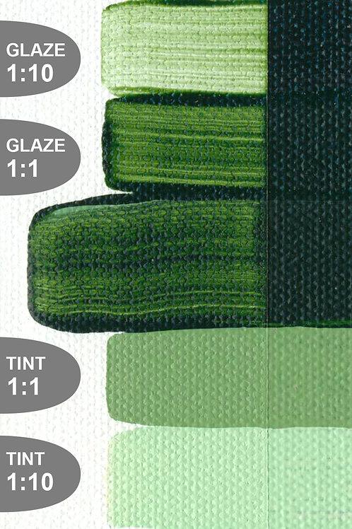 Golden Open Colour Acrylics - Series 7 - Jenkins Green