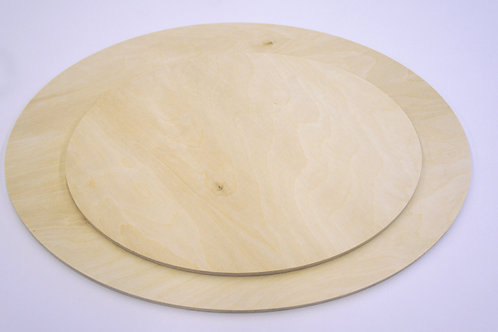 6mm Plein Air - Birch Plywood - Ovals