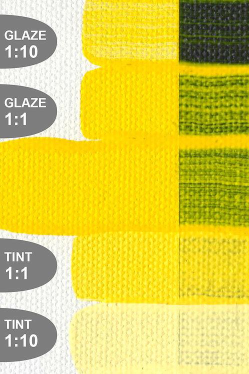 Golden Open Colour Acrylics - Series 4 - Hansa Yellow Opaque