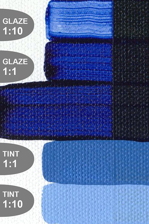 Golden Open Colour Acrylics - Series 7 - Anthraquinone Blue