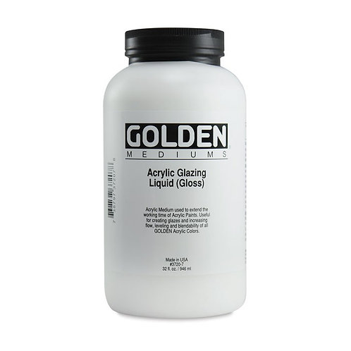 Golden Acrylics - Acrylic Glazing Liquid Gloss