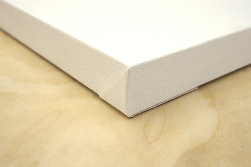 Pre-made - 24mm Canvas Panels with Gesso