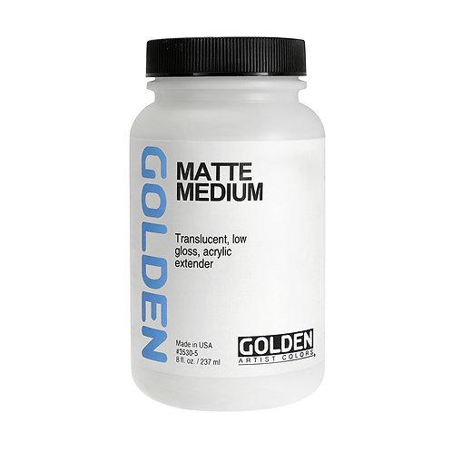 Golden Acrylics Matte Medium