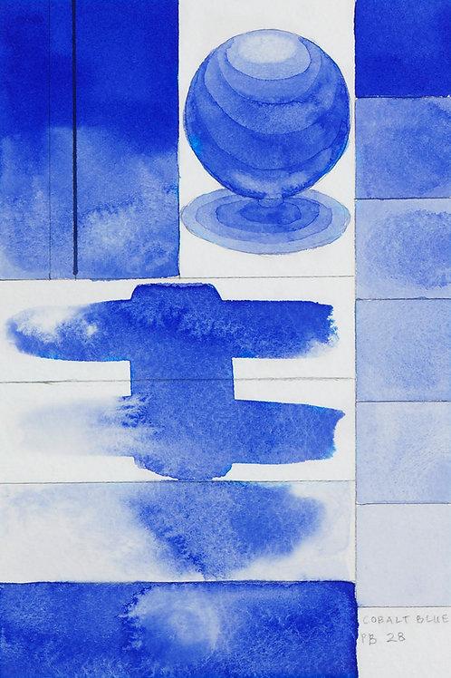 Golden QOR Watercolour - Cobalt Blue