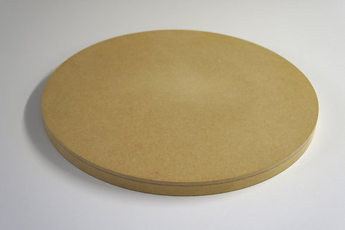 24mm Circle MDF Z1 Panel - 42.2cm