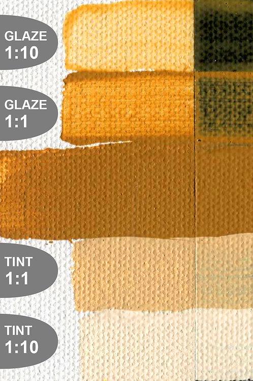 Golden Open Colour Acrylics - Series 1 - Raw Sienna