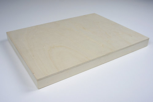 32mm Wooden Panel: Length 50cm