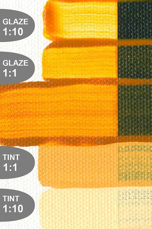 Golden Open Colour Acrylics - Series 4 - Indian Yellow Hue