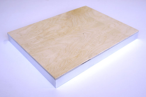 38mm Birch Combi Panel 100cm