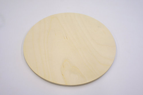 Pre-made - 9mm Plein Air - Birch Plywood - Circles