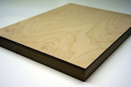 10% off 32mm Birch Plywood Panel: Length 30cm