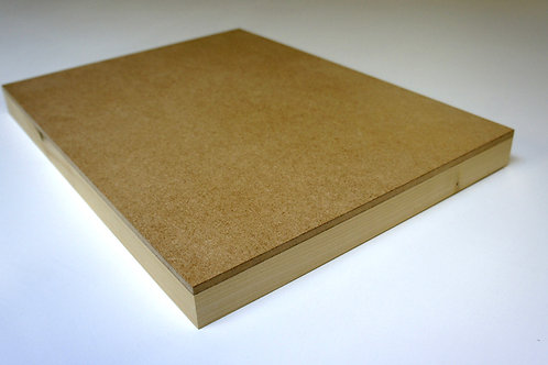 32mm MDF Panel: Length 50cm