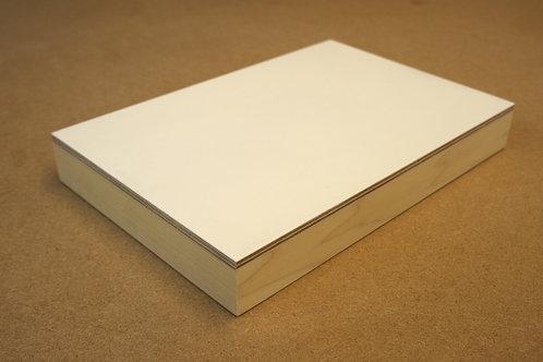 40mm Birch Plywood Panel - 20x30cm