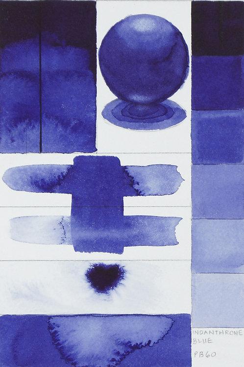 Golden QOR Watercolour - Indanthrone Blue