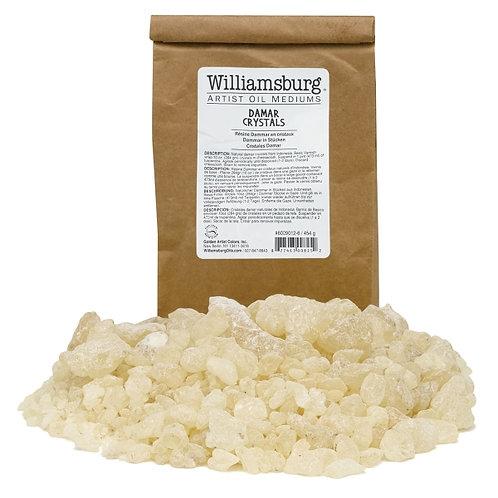 Williamsburg Dammar Crystals