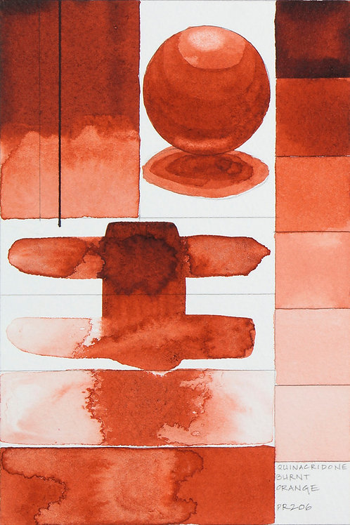 Golden QOR Watercolour - Quinacridone Burnt Orange