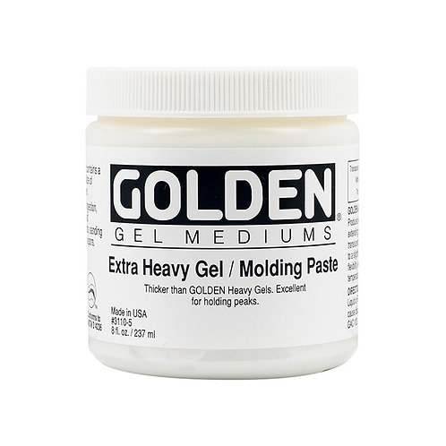 Golden Acrylics Extra Heavy Gel/Molding Paste