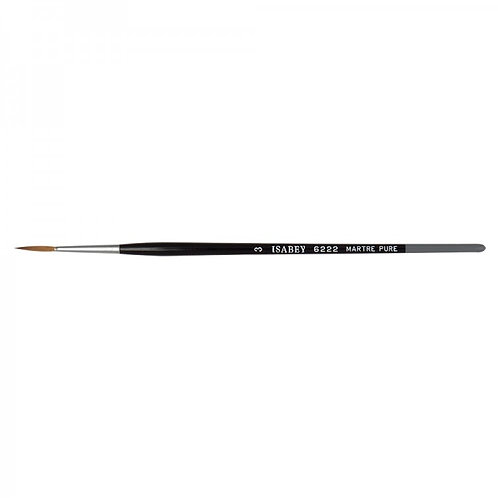 Isabey Series 6222 - Pure Sable Liner