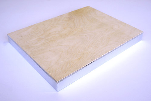 38mm Birch Combi Panel 130cm