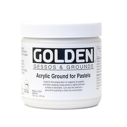 Golden Acrylics - Acrylic Ground for Pastels