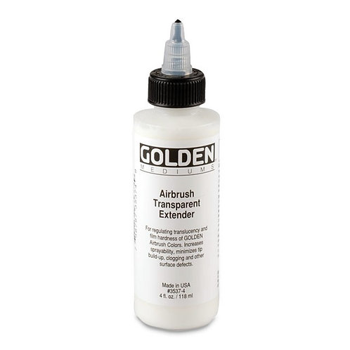 Golden Acrylics Airbrush Transparent Extender