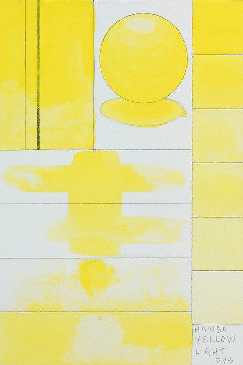 Golden QOR Watercolour - Hansa Yellow Light