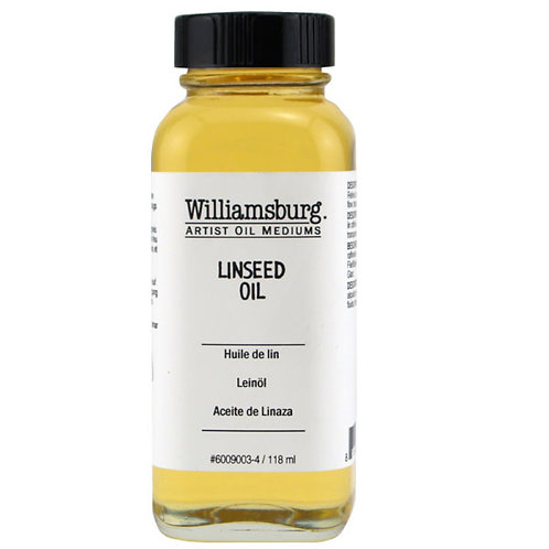 Williamsburg Cold Pressed Linseed Oil