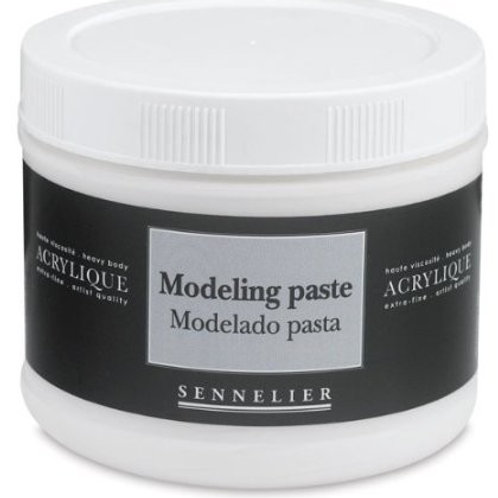 Sennelier Light Molding Paste