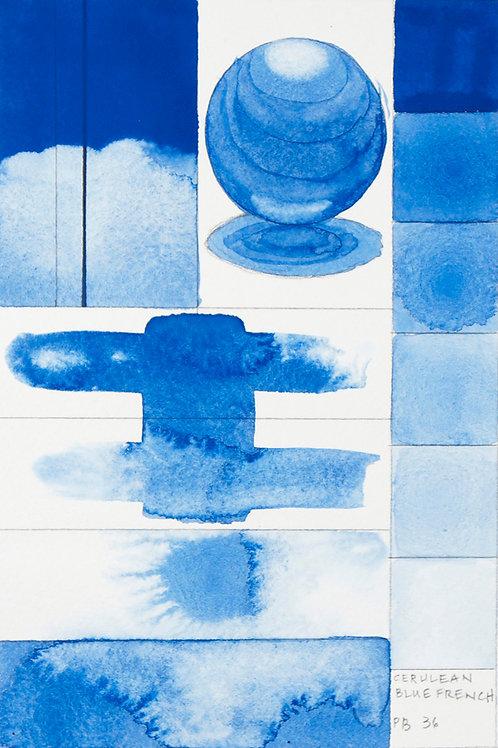 Golden QOR Watercolour - French Cerulean Blue