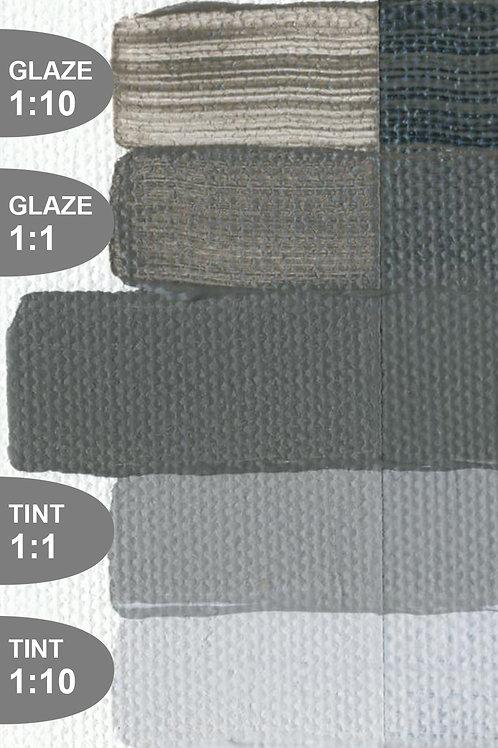 Golden Open Colour Acrylics - Series 1 - N4 Neutral Gray
