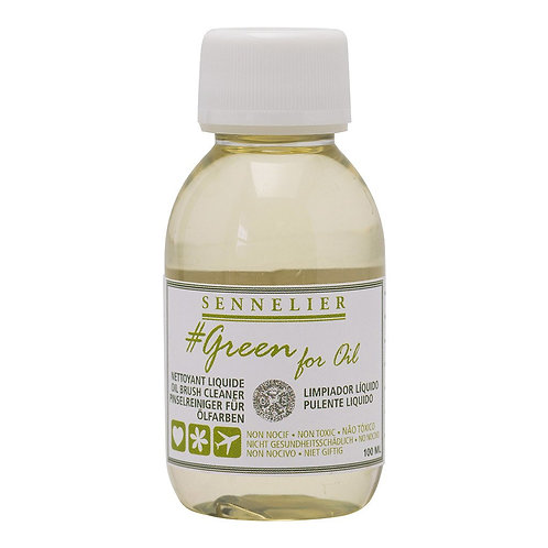 Sennelier Green for Oil - Liquid Medium