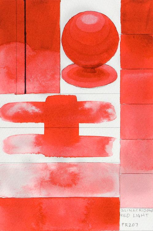 Golden QOR Watercolour - Quinacridone Red Light