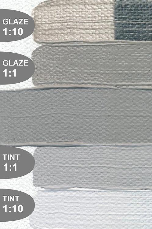 Golden Open Colour Acrylics - Series 1 - N6 Neutral Gray
