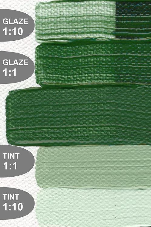 Golden Open Colour Acrylics - Series 3 - Chromium Oxide Green Dark