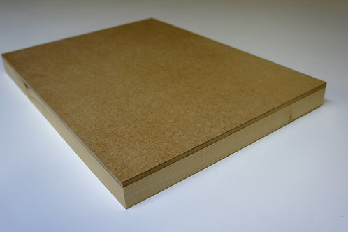 32mm MDF Z1 Panel: Length 120cm