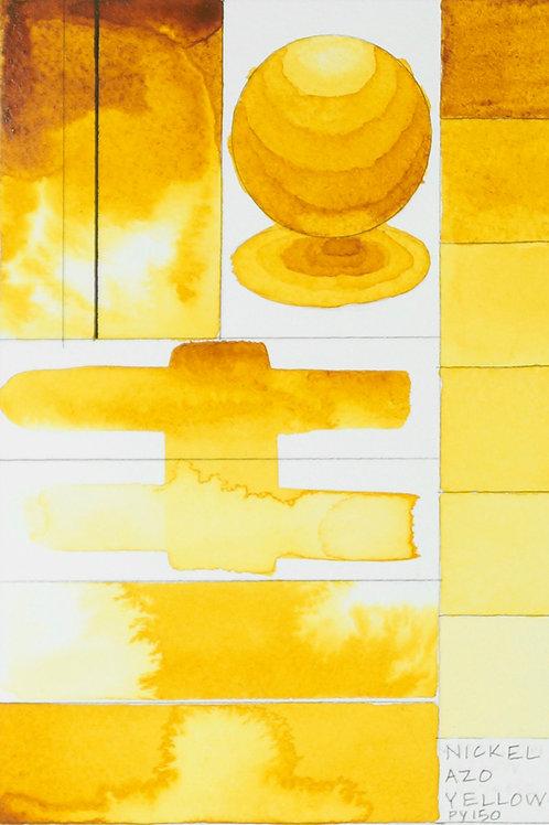 Golden QOR Watercolour - Nickel Azo Yellow