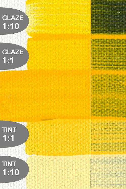 Golden Open Colour Acrylics - Series 7 - Cadmium Yellow Dark