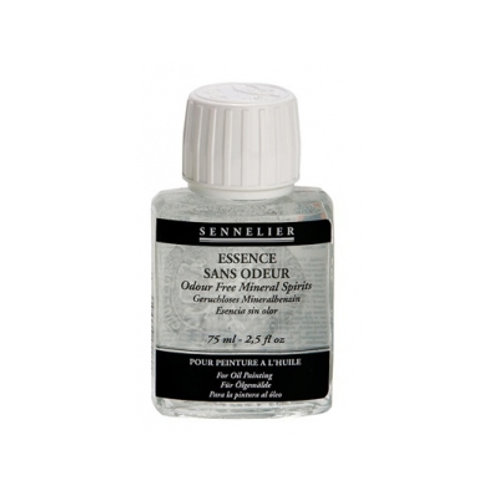 Sennelier Solvents - Odour Free Mineral Spirits (White Spirit)