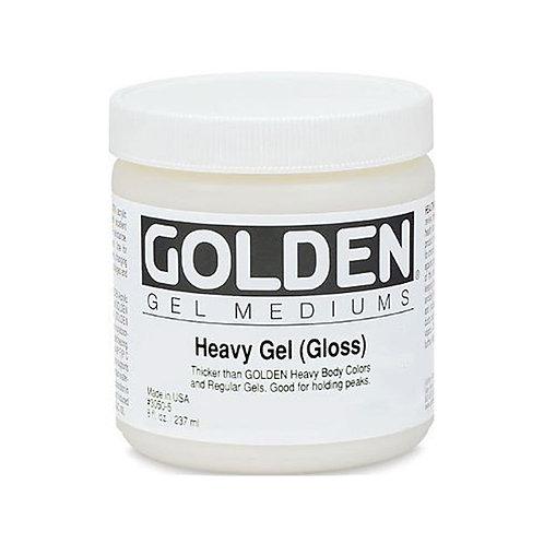 Golden Acrylics Heavy Gels