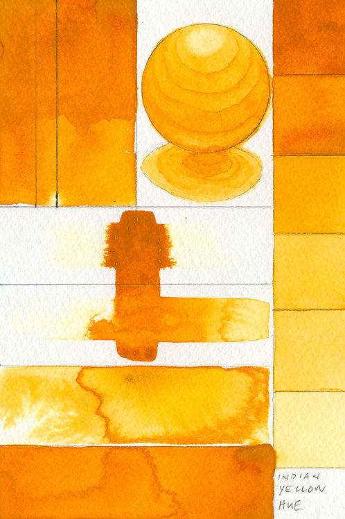 Golden QOR Watercolour - Indian Yellow