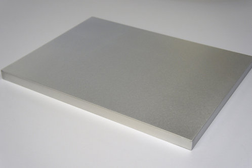 20mm Floating Aluminium Panel: Length 60cm